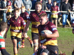 National Cup – Ampthill Academy 25 – Lutterworth 3