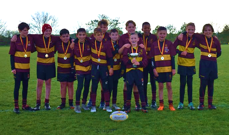 U12s Festival win for Ampthill