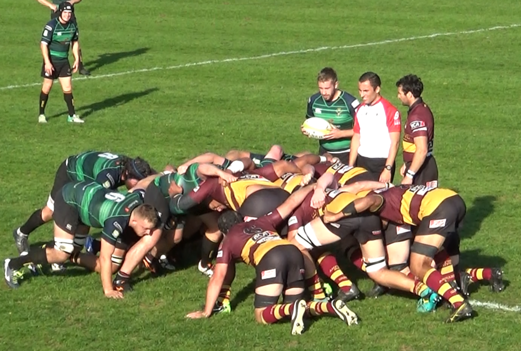 Ampthill 54 Cinderford 10, Sat Oct 20, 2018, National 1