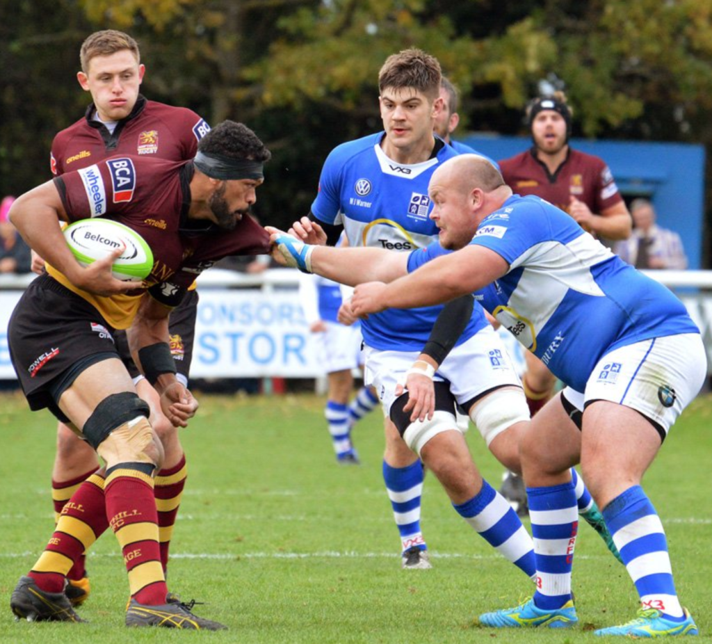 Bishop's Stortford 10 1stXV 29, Sat Oct27, 2018, National 1