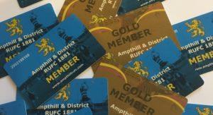 Ampthill RUFC Membership