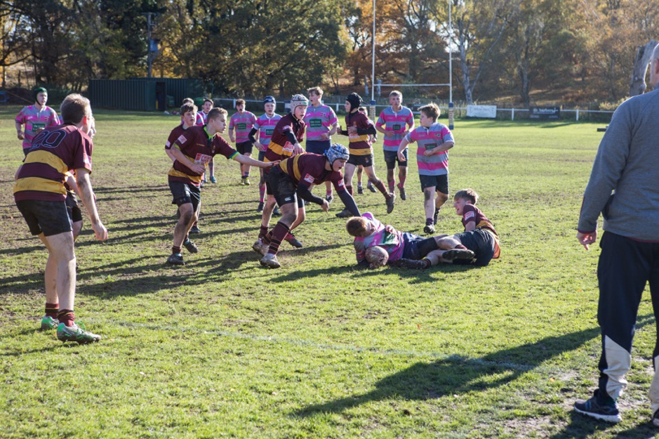 Ampthill U15's 17 V Olney U15's 10 – Sunday November 11th 2018
