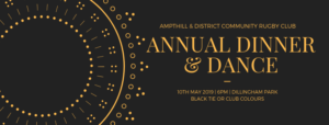 SAVE THE DATE! Annual Dinner & Dance