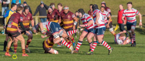 1st XV Match Days at Dillingham Park