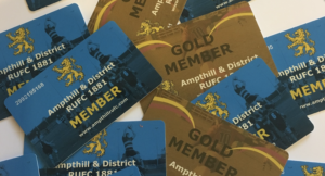 Gold Members Lunch – Sat 30th March