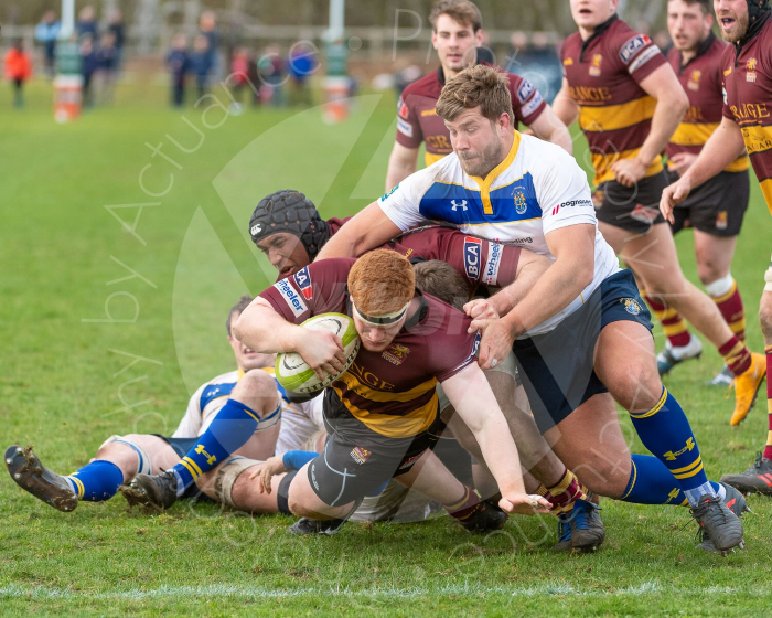 1stXV 36 Old Elthamians 6, Sat Mar 09, 2019, National 1