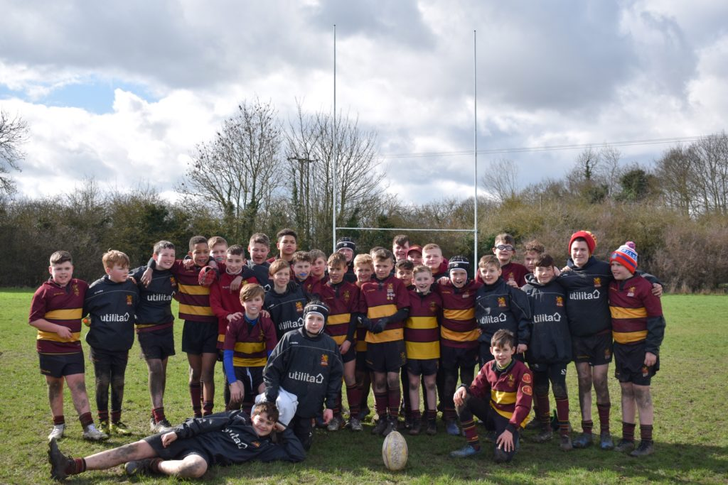 U12s Undefeated at Beds Festival – Sunday 10th March 2019