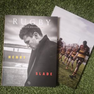 Rugby Journal – April 2019