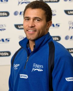 Grange Jaguar/Land Rover Ambassador,  former Sale and England legend Jason Robinson to attend today's game!