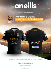 Limited Edition 1st XV Replica Kit – Available Now!