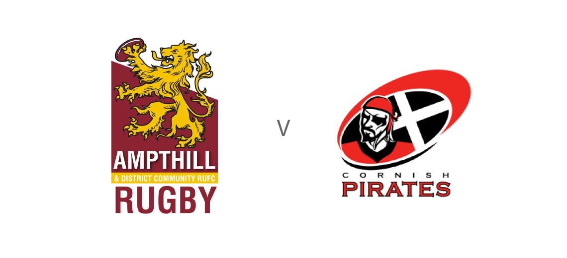 Ampthill Rugby vs Cornish Pirates