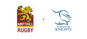 1st XV v Doncaster Knights @ Ampthill Rugby Club
