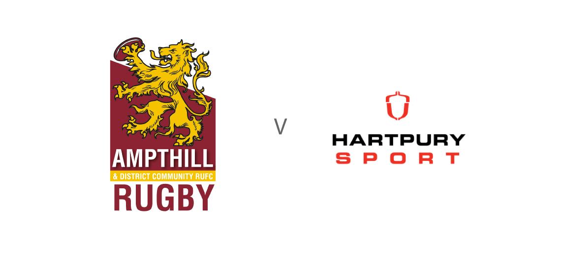 Ampthill Rugby vs Hartpury RFC @ Dillingham Park