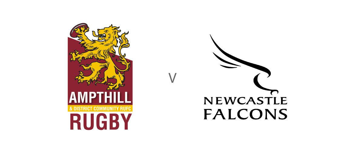 Ampthill Rugby vs Newcastle Falcons