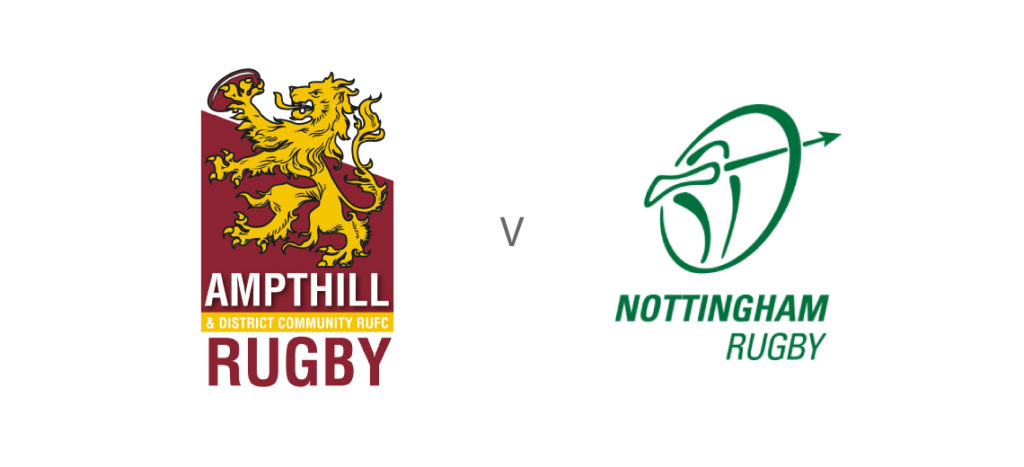 1st XV v Nottingham Rugby – Sat 12th October