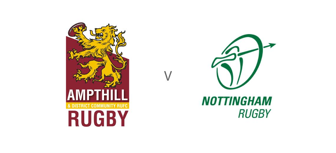 Ampthill Rugby vs Nottingham @ Dillingham Park