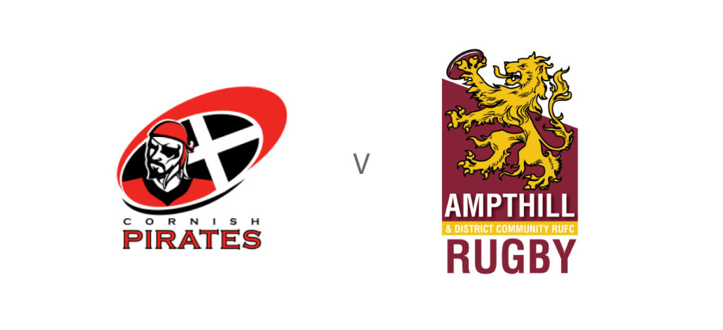 Preview: Cornish Pirates v 1st XV, Sun 10th Nov, 2.30 Kick Off