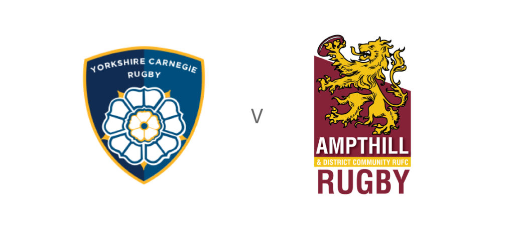 Match Preview: Yorkshire Carnegie v 1st XV, Sat 22nd Feb, Kick Off 2pm
