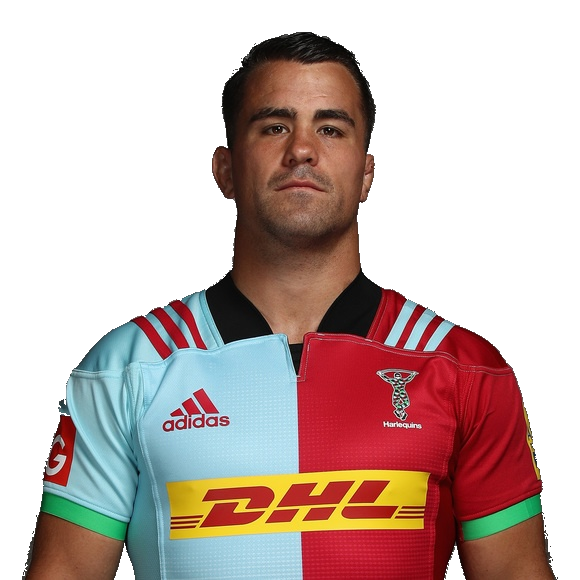 Harlequins Dave Ward Signs As Player/Coach For 2019-20