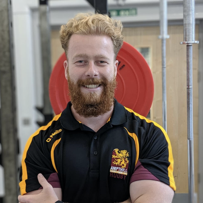 New Head of S&C for Ampthill