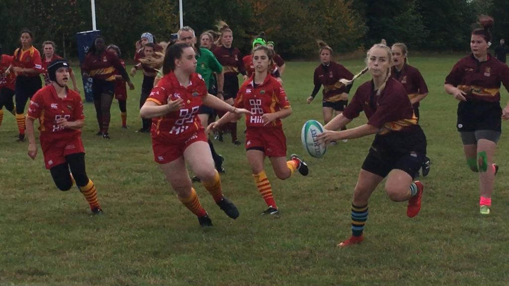 Match Report: U18 Girls – National Cup