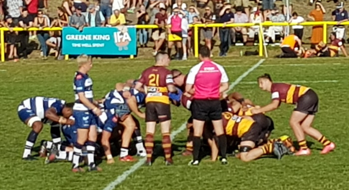 1stXV 17 Coventry 47, Sat Sep 21 2019, Championship Cup