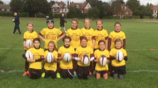 First Outing for U11 Girls!