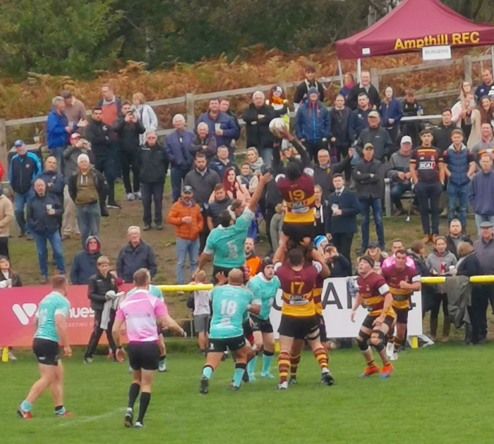 Ampthill Lineout