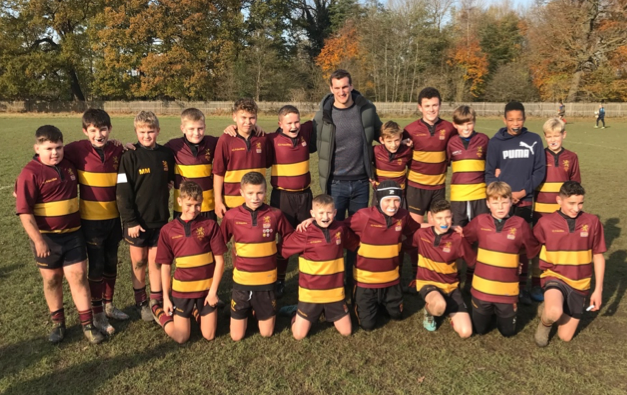 Ampthill U13s debut HML League Fixture – 17 Nov 2019