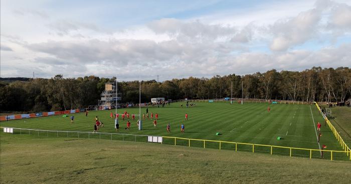 Amptihill V Hartpury, Olney Field