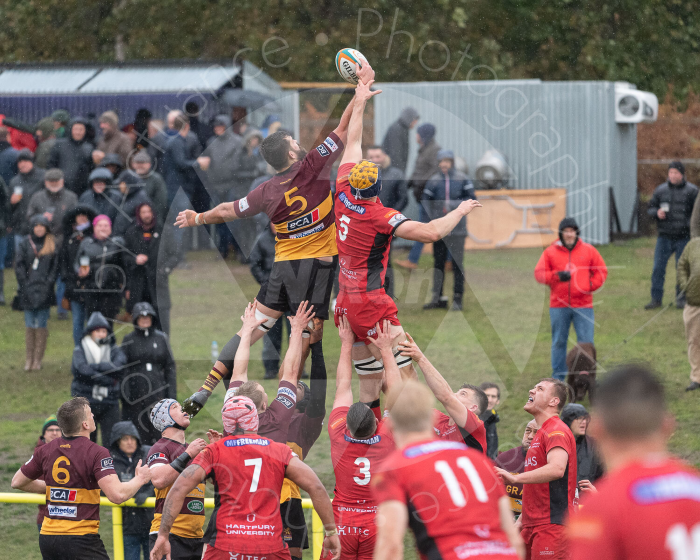 Shay Kerry Wins A Lineout