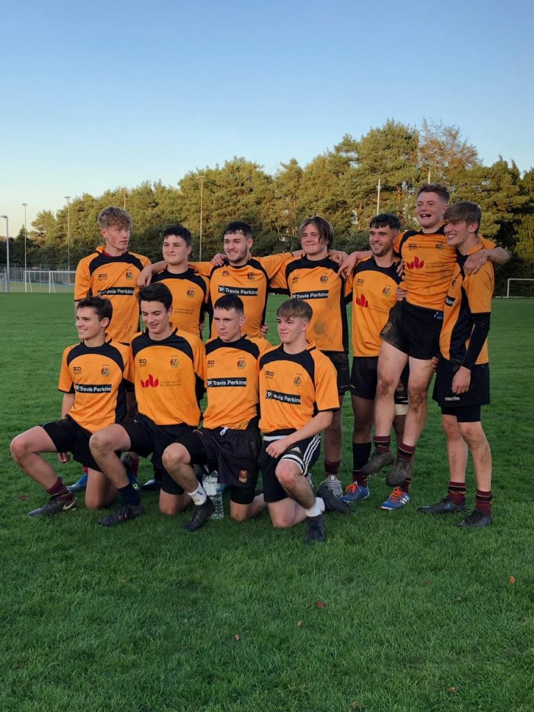 Ampthill U16's players excel at Bedfordshire Rugby Festival!