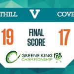 Ampthill v Coventry - Final Score