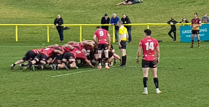 1stXV 13 Cornish Pirates 30, Sat Mar 14, 2020, Championship