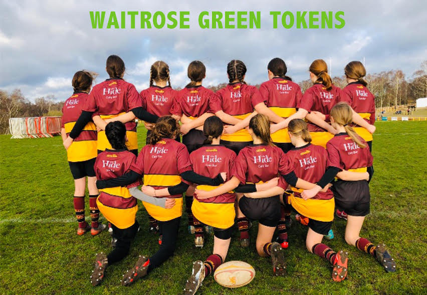 Waitrose Green Tokens
