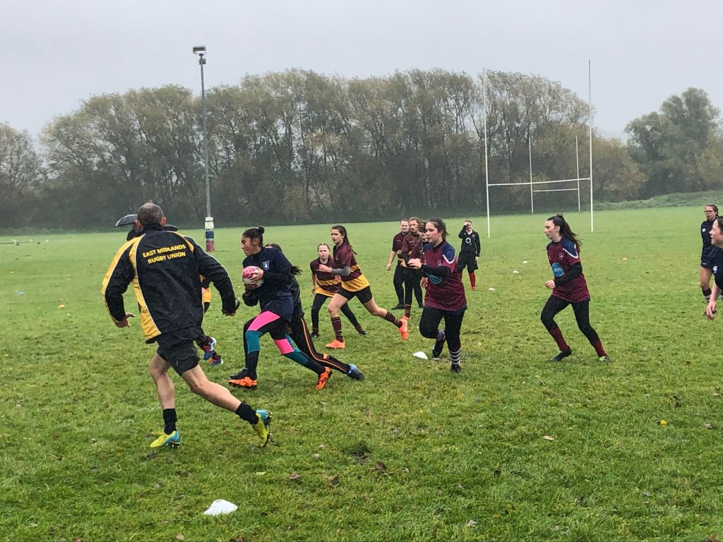 Sunday 4th October 2020 – Bletchley RFC Girls v Ampthill RUFC Girls