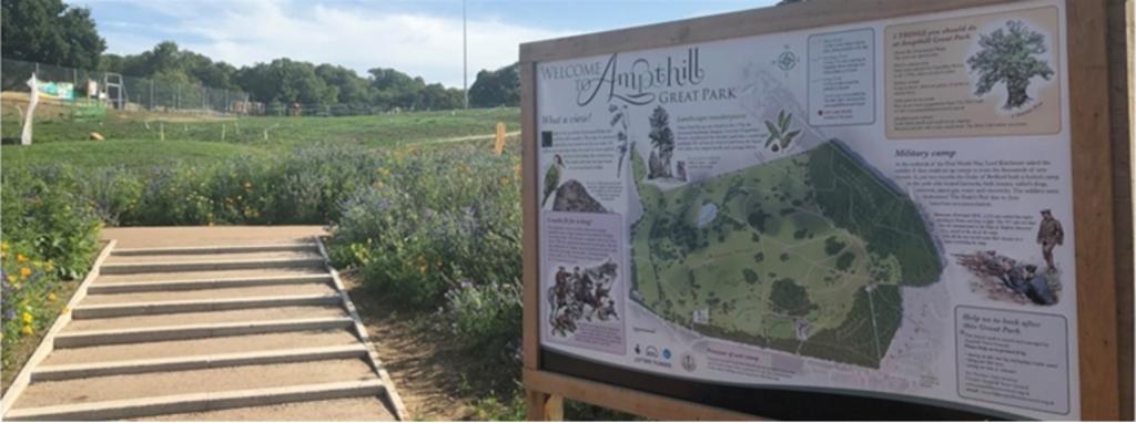 Ampthill Great Park – Britain's Favourite Park?