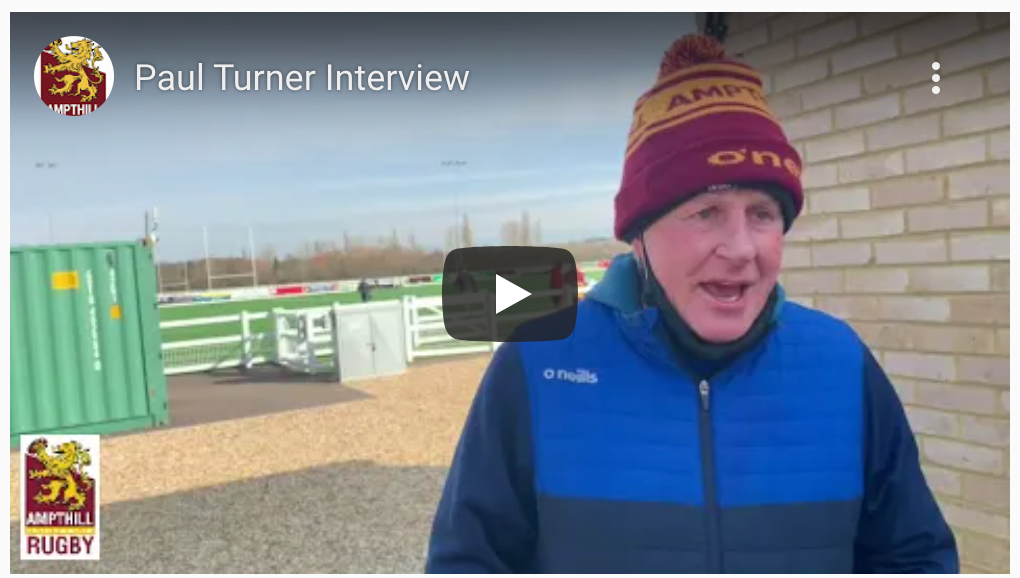 Paul Turner – Interview
