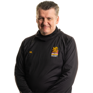 Lavery, Mark – Director of Rugby