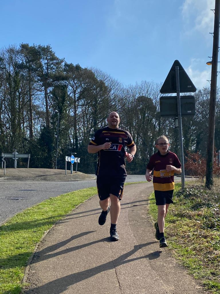Phil & Tylar Complete Fundraising Challenges